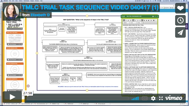 TMLC Trial Task Sequence Video 040417