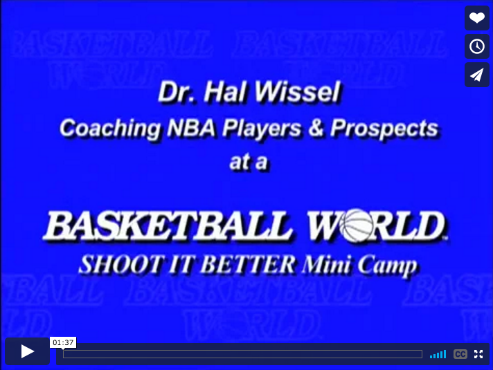 Correcting Basketball Shooting Errors